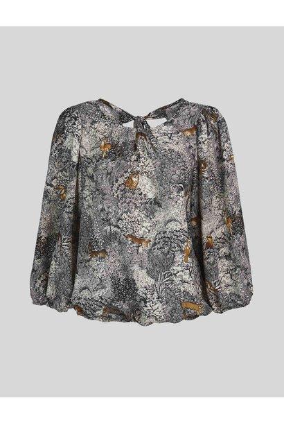 Summum blouse 2S2624-11471 990 black