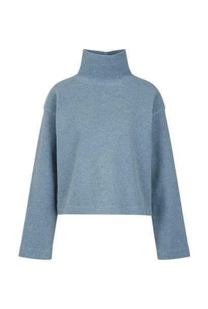 drykorn pullover ELESA 522020 blue 3603