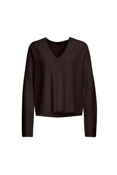 drykorn pullover LINNIE 420002 1103 brown
