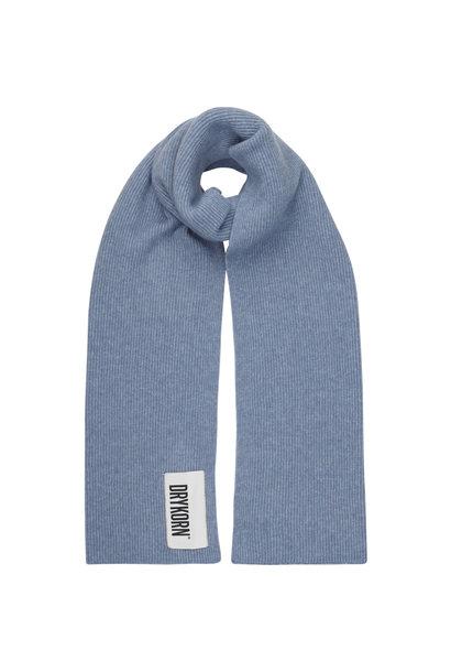 drykorn scarf DUB 420023 blue 3603