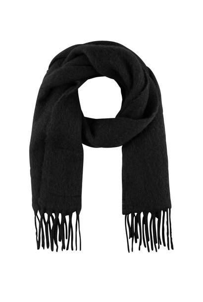 drykorn scarf KASAY 120090 black 1000