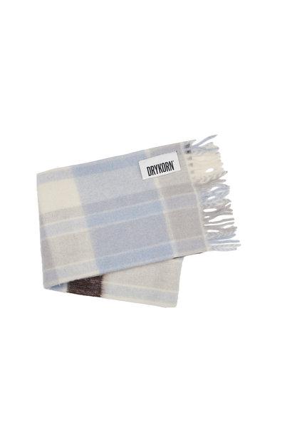 drykorn scarf DOSCHA 120134 blue 3603