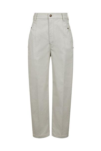 drykorn pants MIND 156012 o white 1910