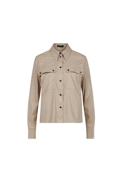 drykorn blouse BEREA 156027 1802 brown