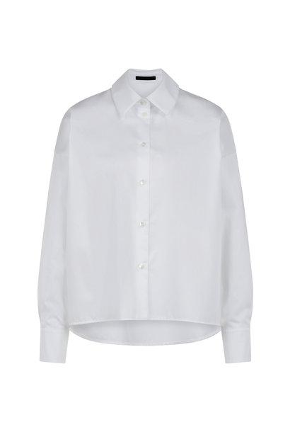 drykorn blouse CLOELIA 124006 white 6000