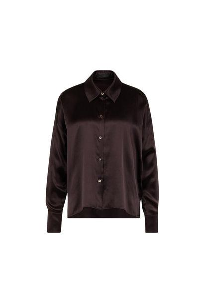 drykorn blouse CLOELIA 130054 1103 brown