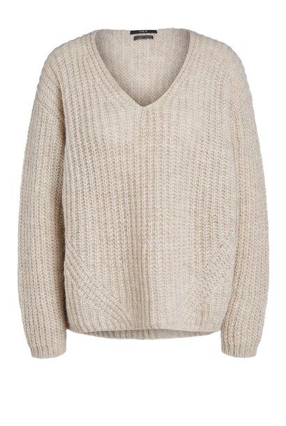 SET pullover 67481 1131 ecru 1131