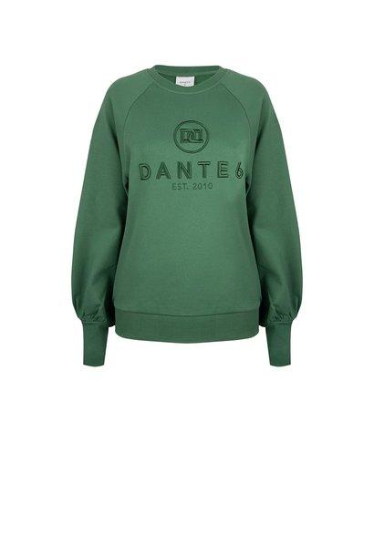 Dante 6 SWEATER 213608 671 V GREEN 671