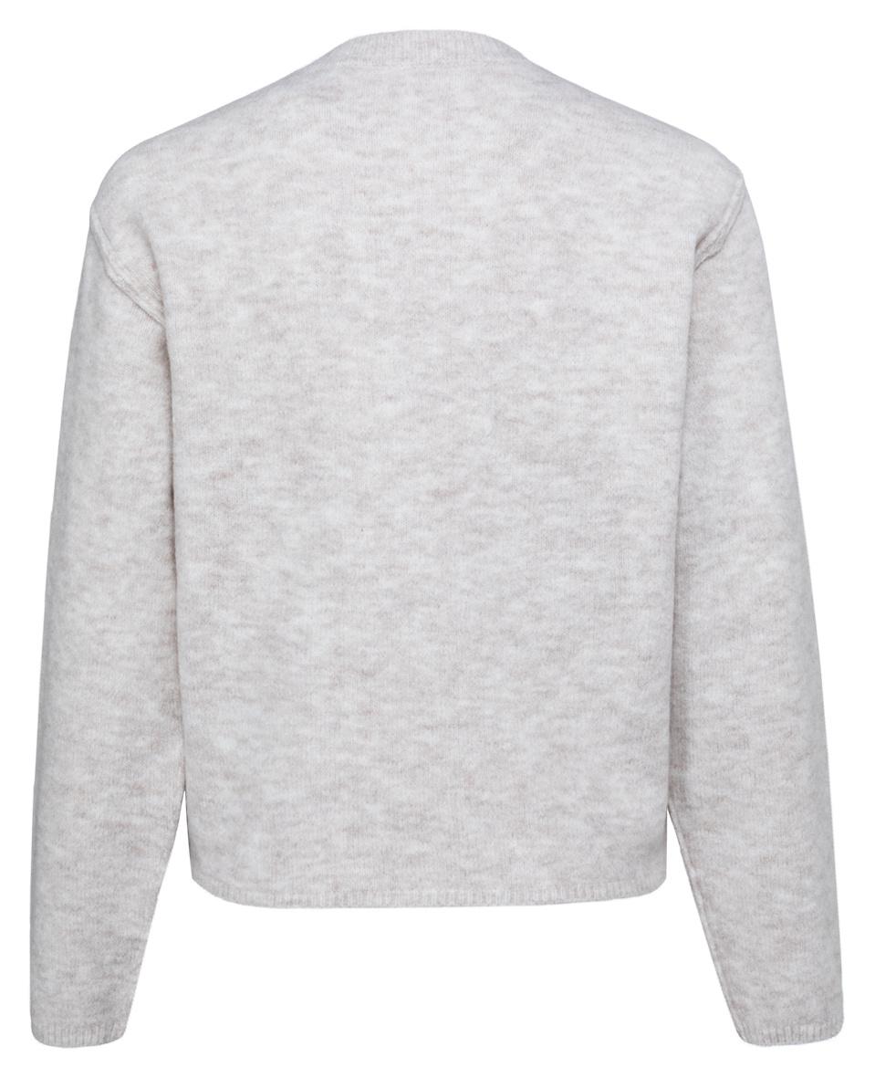 yaya Boxy sweater with lo 1000486-123-2