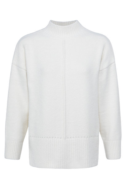 yaya Sweater with seam at 1000493-123 99691