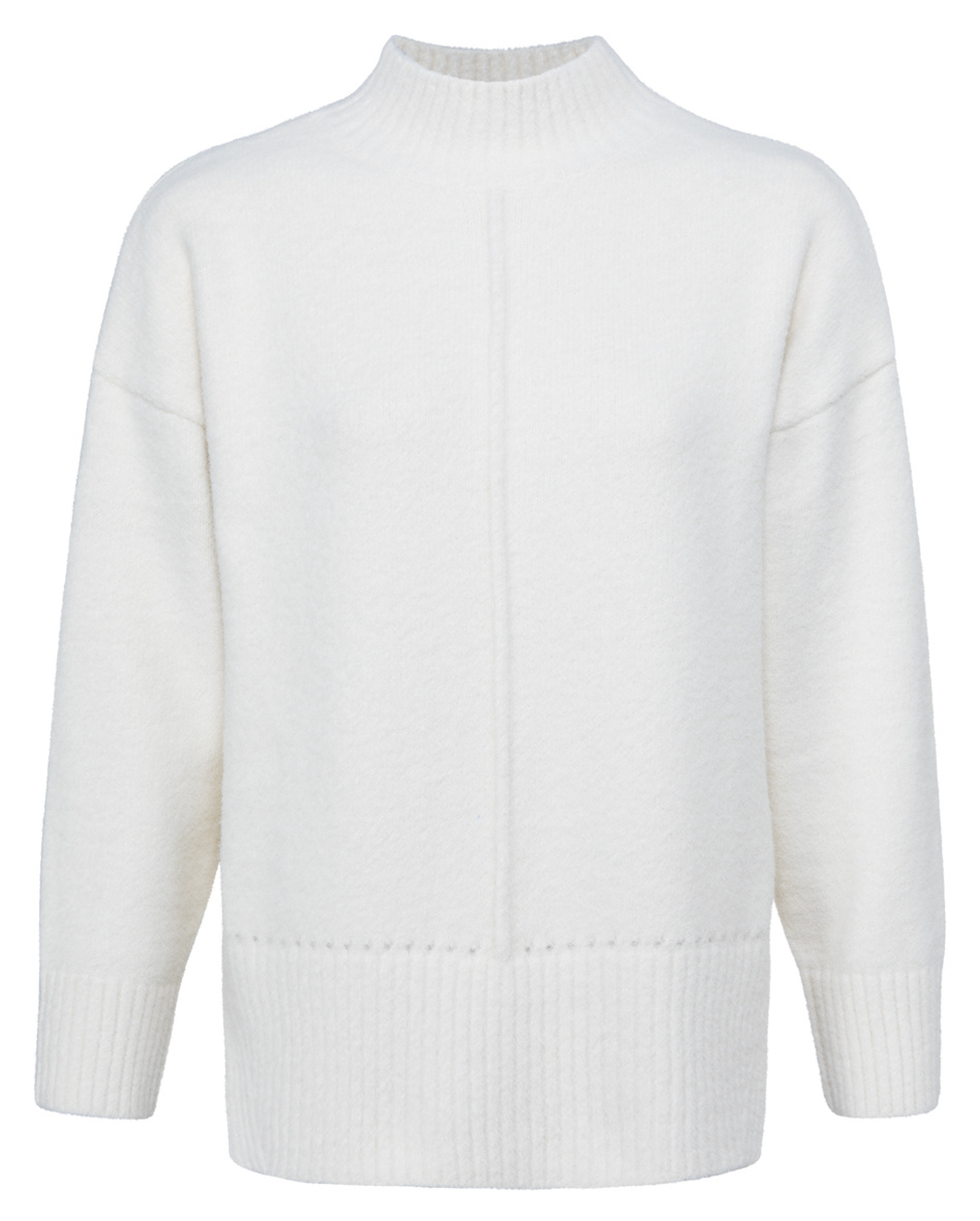 yaya Sweater with seam at 1000493-123-1