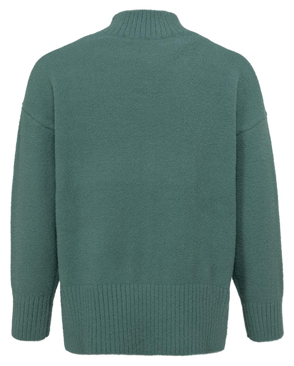 yaya Sweater with seam at 1000493-123-2