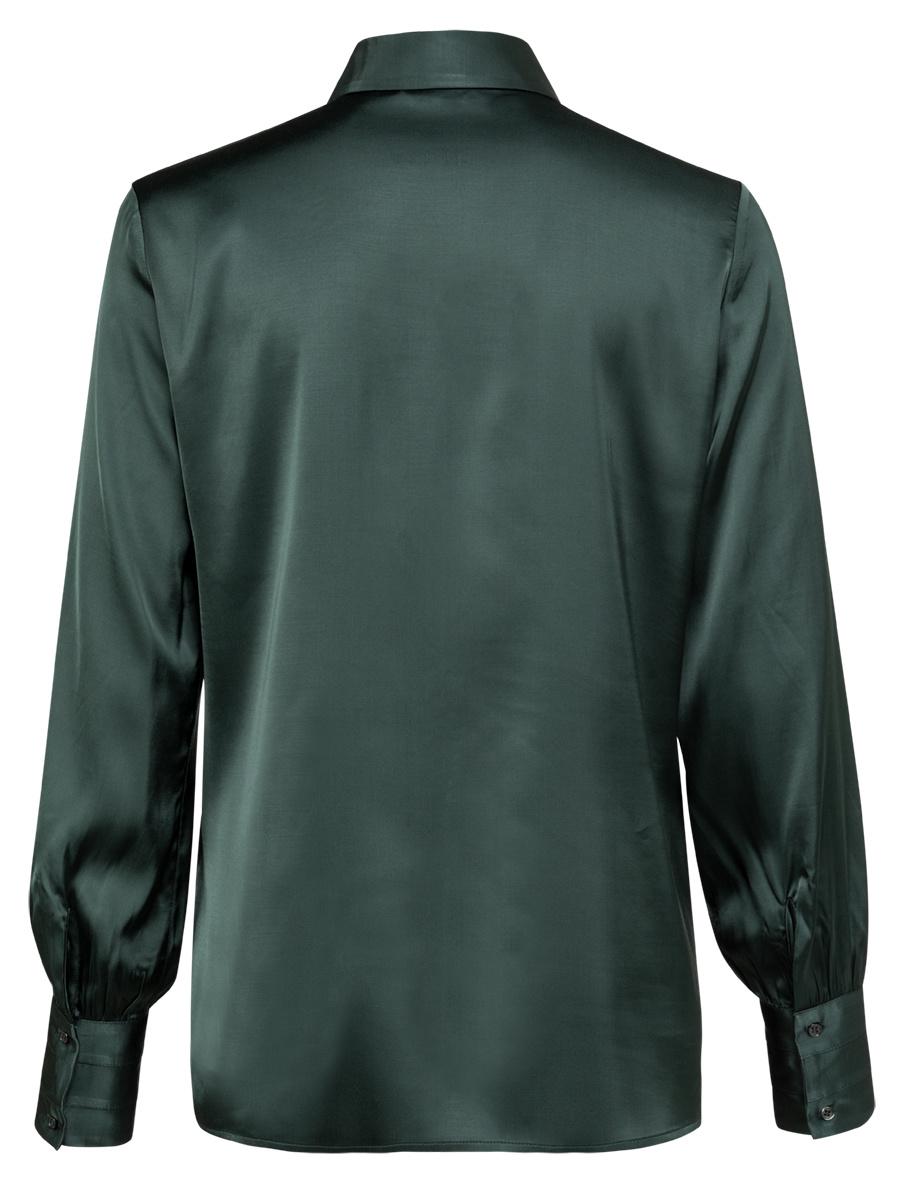 yaya Satin tunic blouse 1101199-123-2