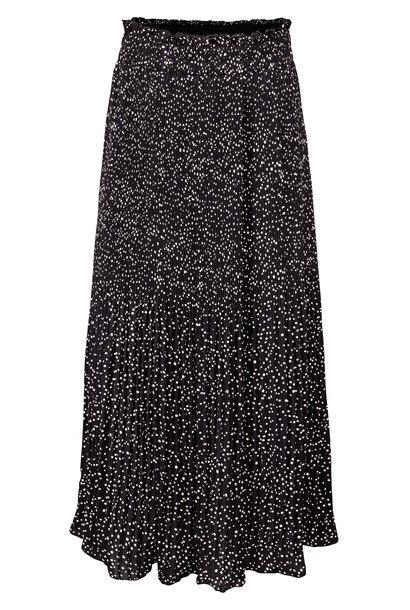 yaya Long plisse skirt 1401166-123 942031