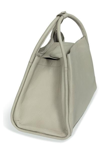 yaya Big leather shopper 1313108-122 50000