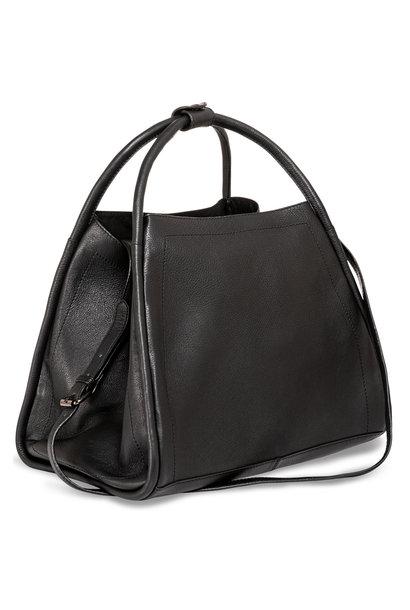 yaya Big leather shopper 1313108-122 00001