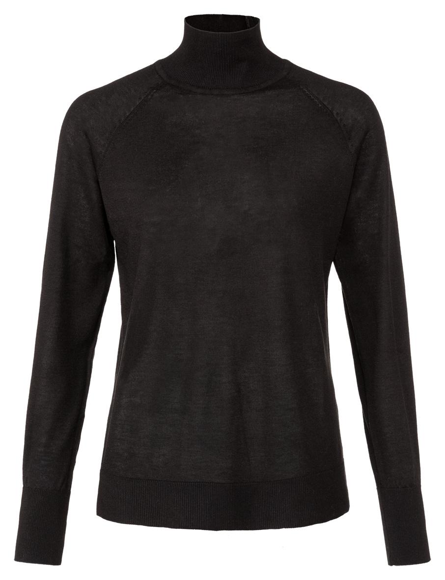 yaya Sweater with turtlen 1000483-123-1