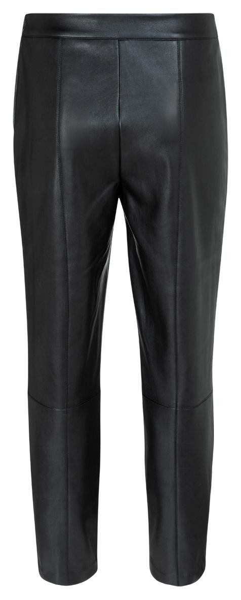 yaya Faux leather treggin 1269014-123-2