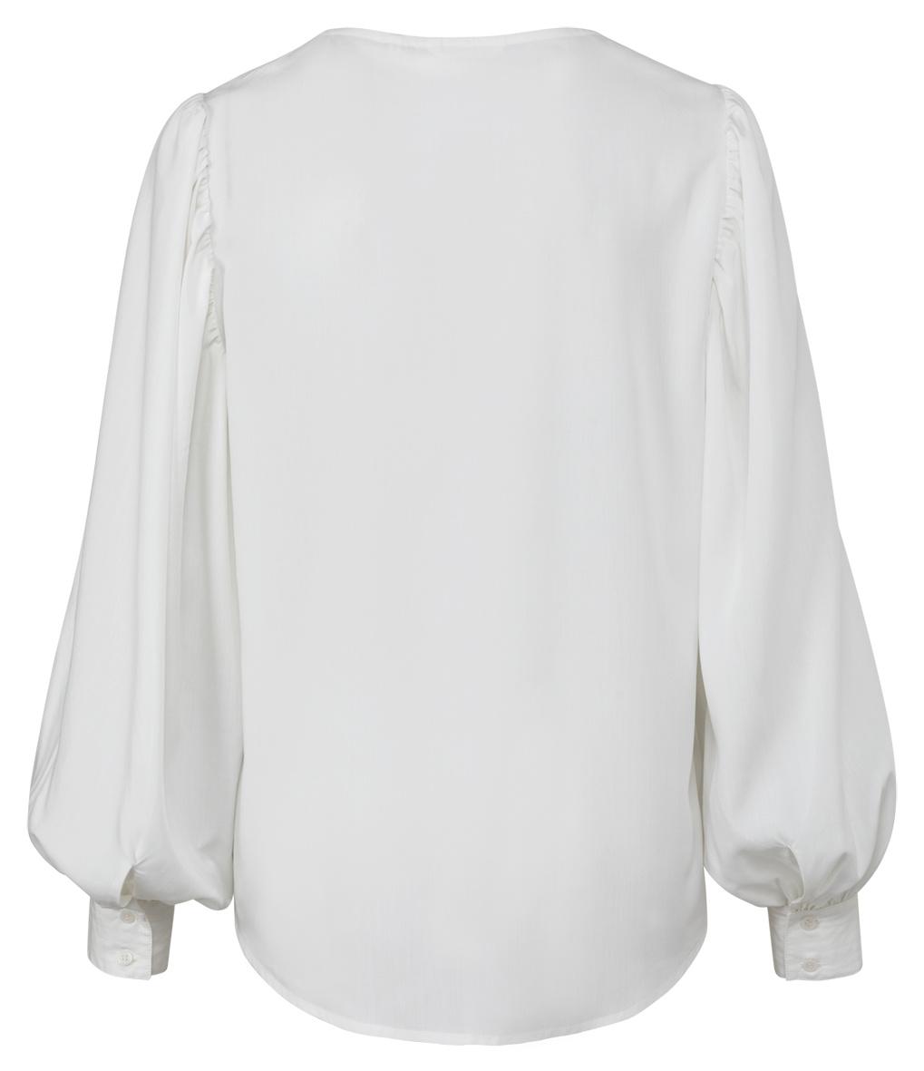 yaya Drapy top with volum 1901481-123-2
