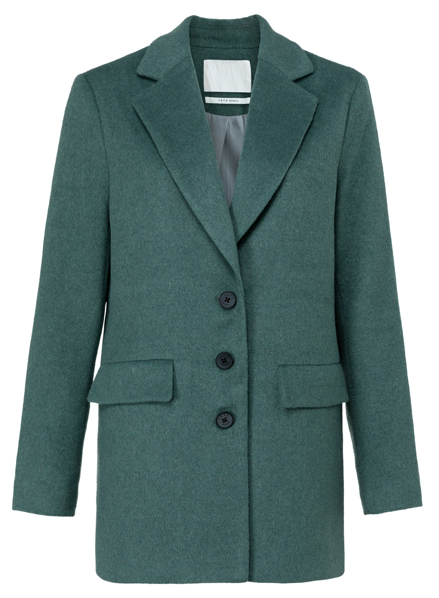 yaya Soft woollike blazer 1511093-123-1