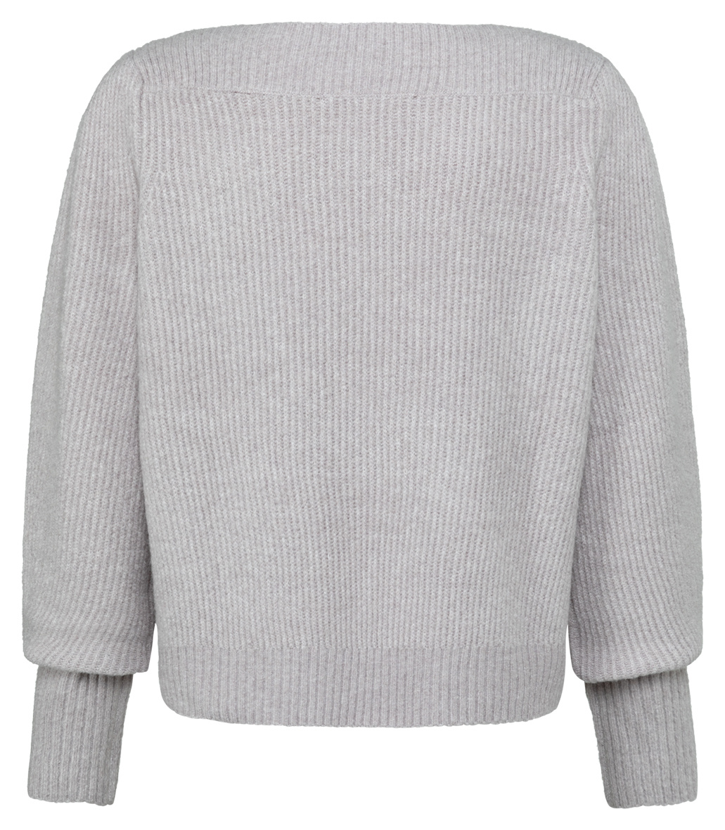 yaya Boatneck sweater lon 1000485-123-1