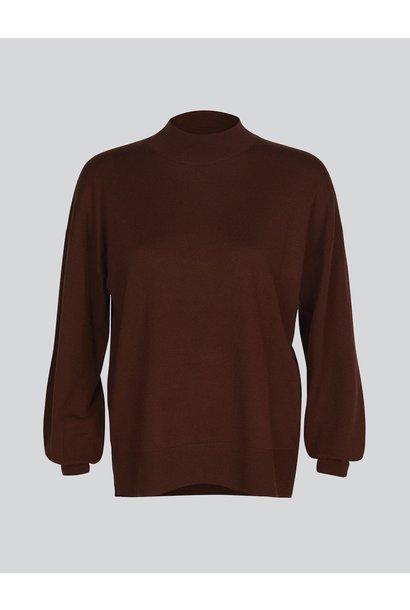 Summum sweater 7S5588-7832 744 pecan