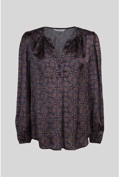 Summum blouse 2S2654-11524 120 multicol