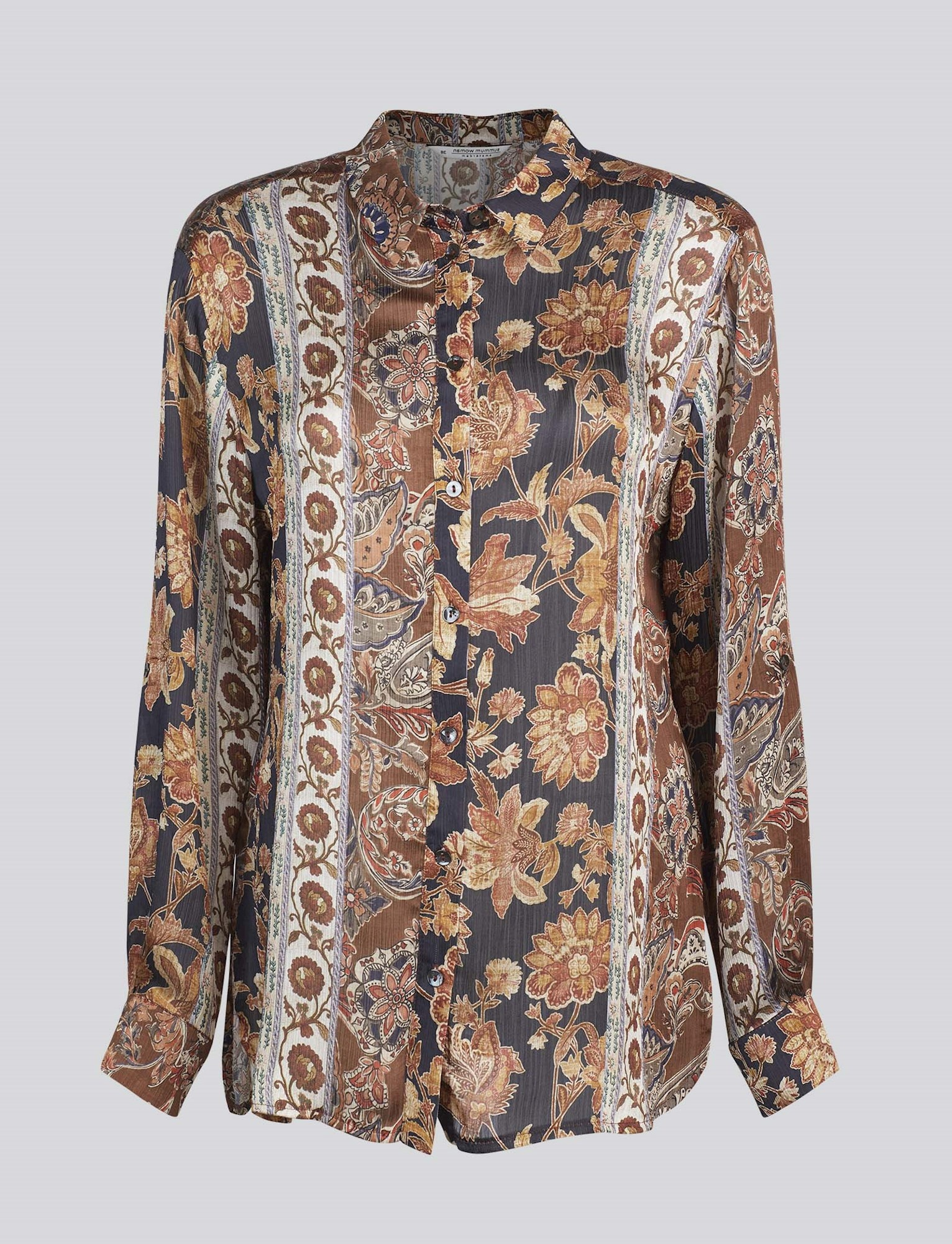 Summum blouse flower print 2S2653-11527-1