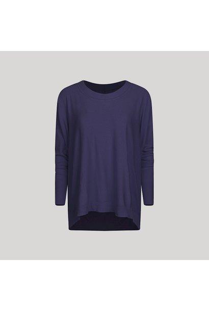 Summum oversized sweater 7S5599-7830 496 navy