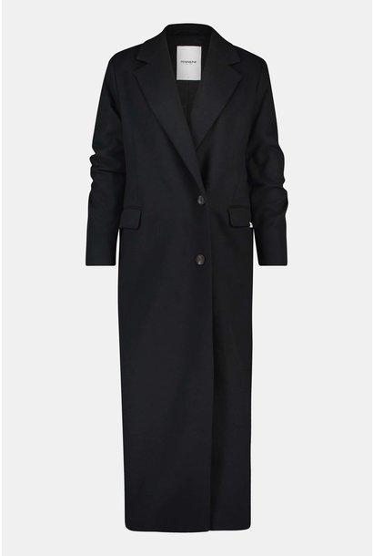 Penn & Ink Coat W21N1026-90 Black
