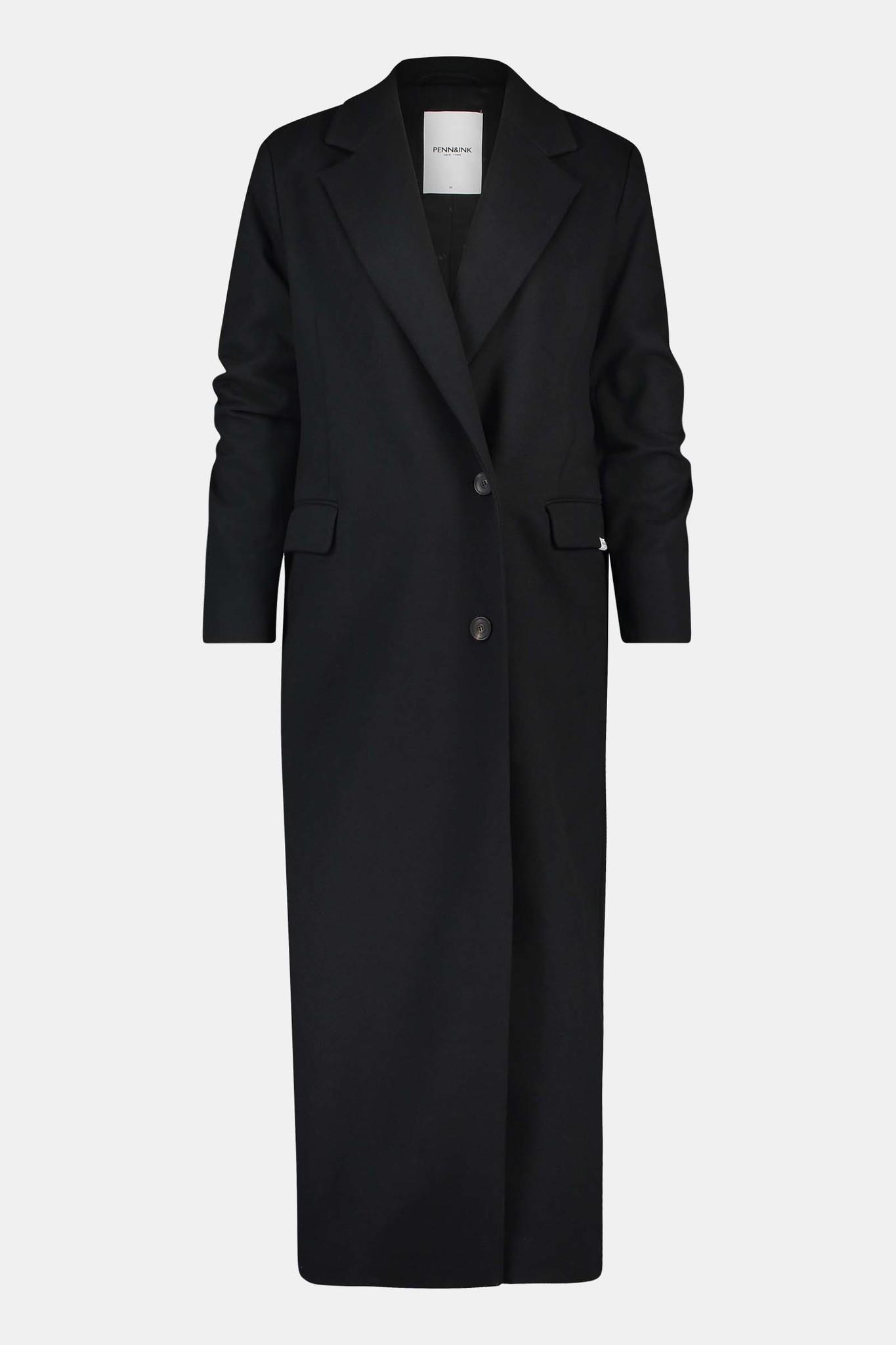 Penn & Ink Coat W21N1026-90-1