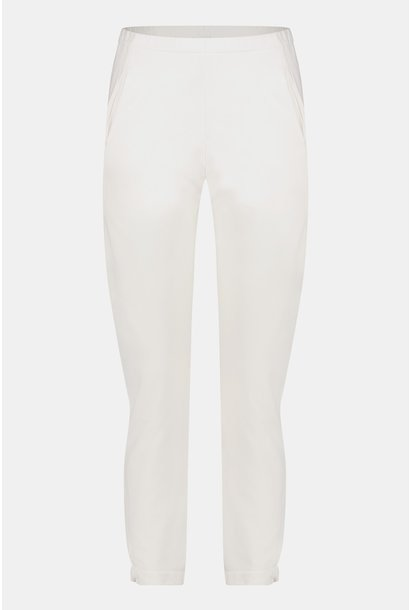 Penn & Ink Trousers W21F970-004 Off white