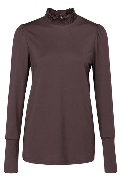 yaya Jersey top with smoc 1909491-124 99691
