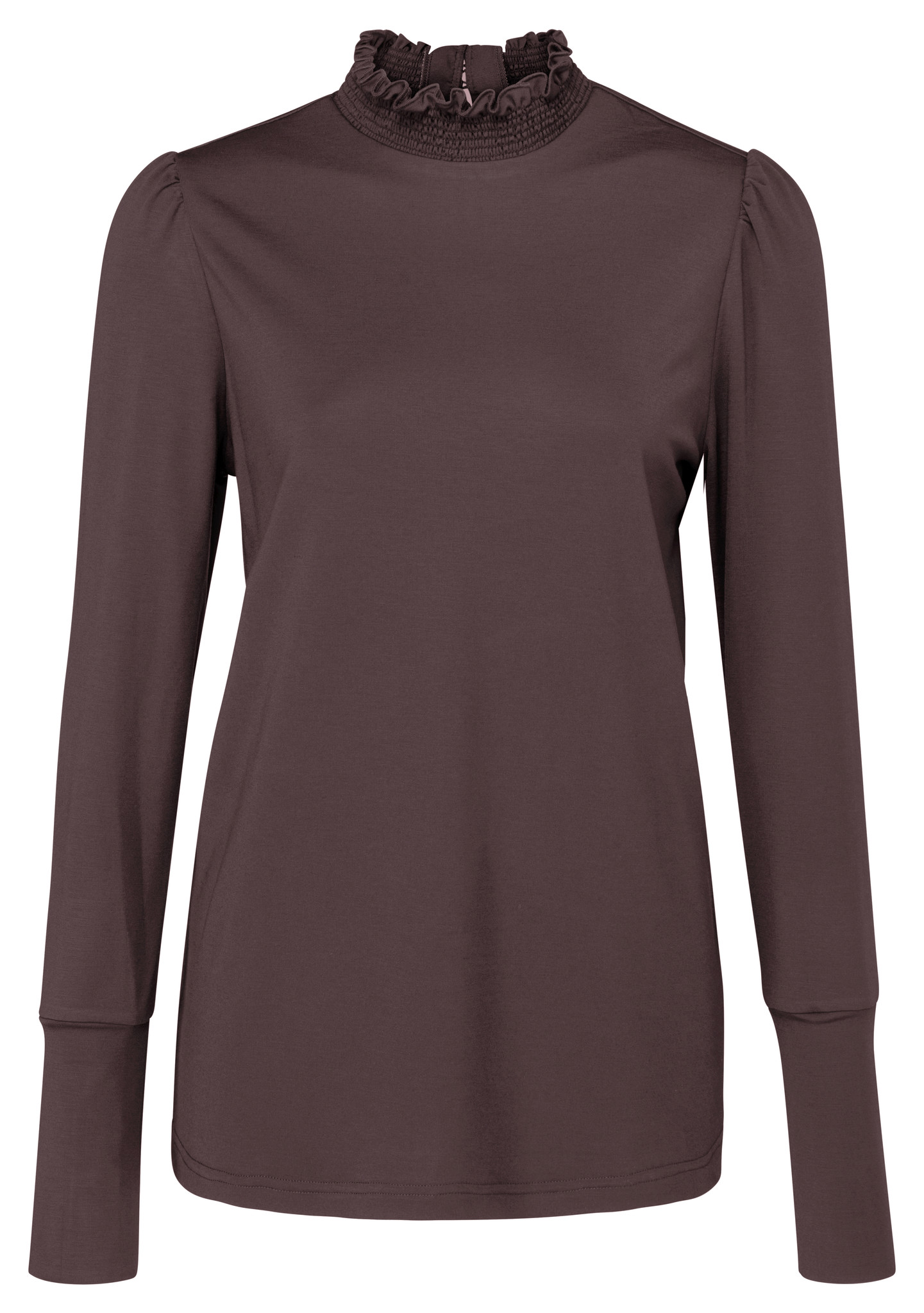 yaya Jersey top with smoc 1909491-124-1
