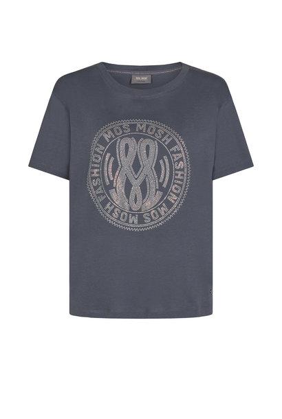 MosMosh T-shirt 139360 494 omb blue