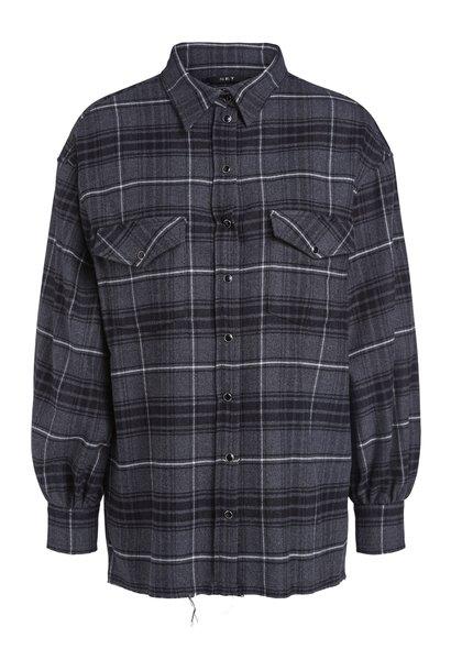 SET blouse 74398 0971 grey 0971