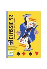 Djeco Djeco - speelkaarten, classic 52