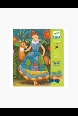 Djeco Djeco - borduren, spansteek, jurk