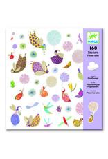 Djeco Djeco - stickers, kleine vleugels