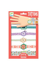 Djeco Djeco - tatoeages, Wendy's horloges