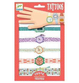 Djeco Tatoeages, Wendy's horloges