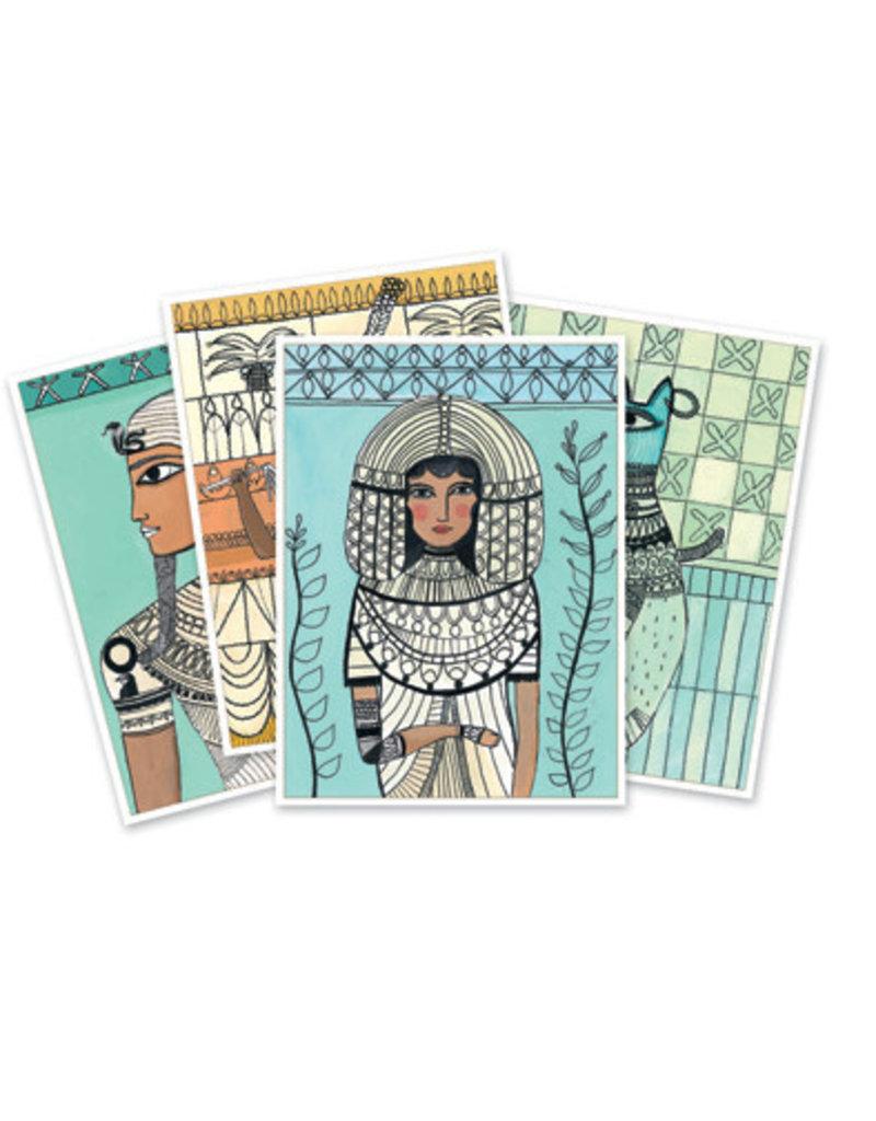 Djeco Djeco - atelier met viltstiften, Egyptische kunst