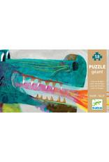 Djeco Djeco - puzzel, giant, Leon de draak, 58 stukken