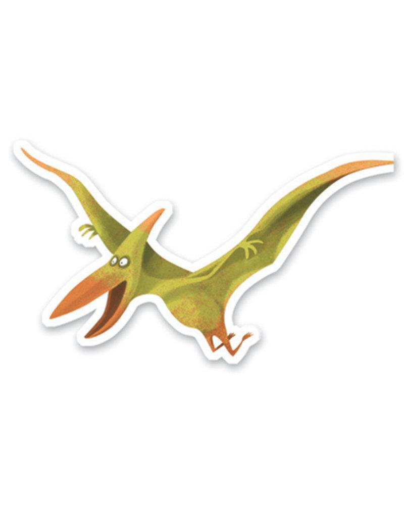Djeco Djeco - stickers, dinosaurussen