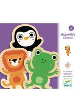 Djeco Djeco - magneten, koekoek