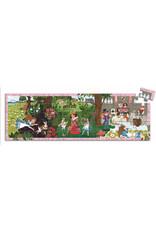 Djeco Djeco - puzzel, Alice in wonderland, 50 stukken