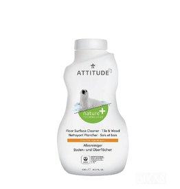 Attitude Allesreiniger voor tegels en hout, Citrus Zest