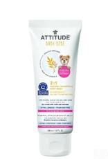 Attitude Attitude - Sensitive Skin 2-in-1 Shampoo and Body Wash