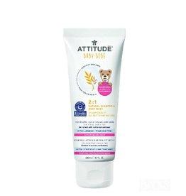 Attitude 2-in-1 Shampoo and Body Wash