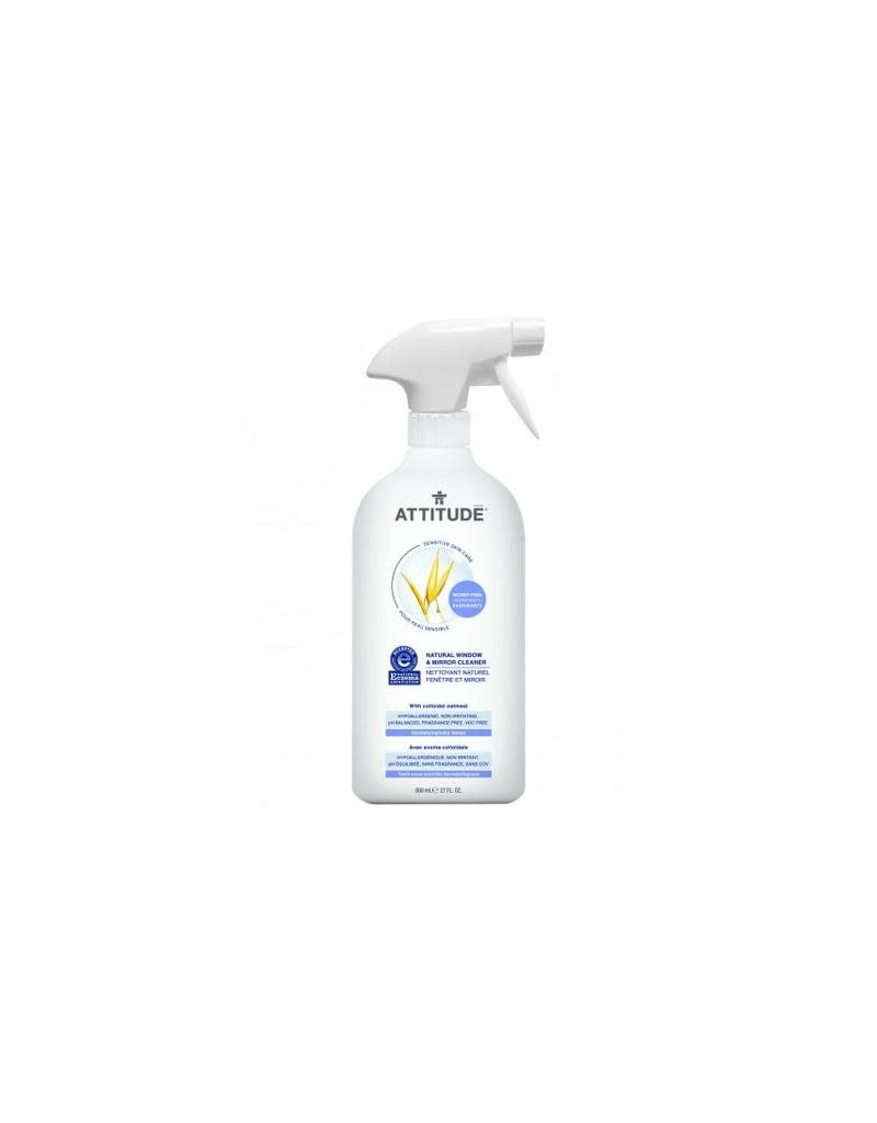 Attitude Attitude - Sensitive Skin Household Natural Window and Mirror Cleaner